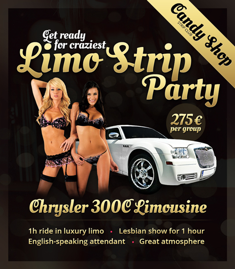 Limo Strip Party