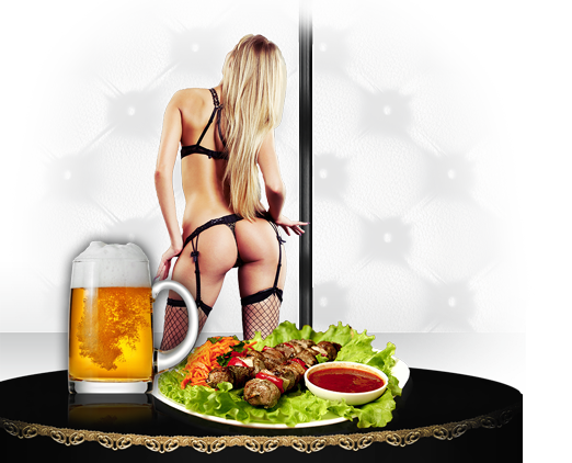BBQ + Beer + Strip Show